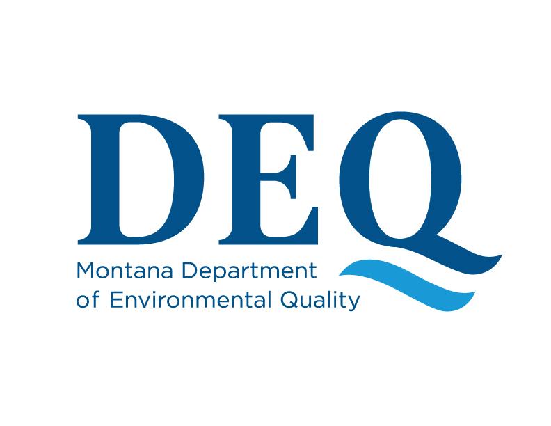 MT DEQ Logo